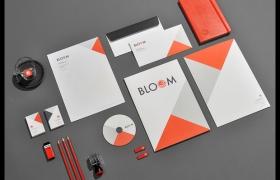 50个企业形象和品牌形象设计